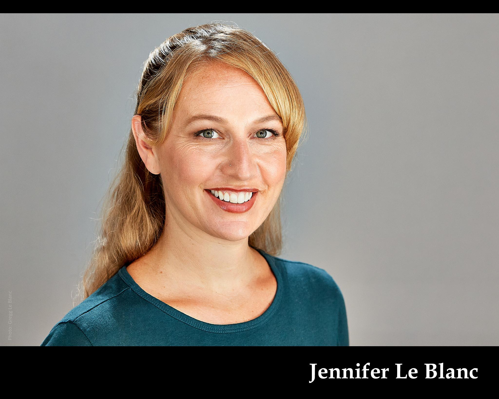 Jennifer Le Blanc - headshot (Full Size)